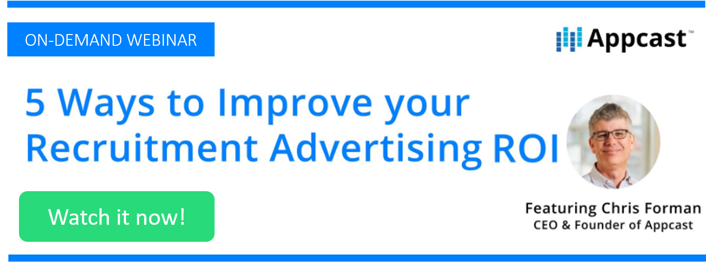 5 Ways to Improve Your Recruitment Advertising ROI