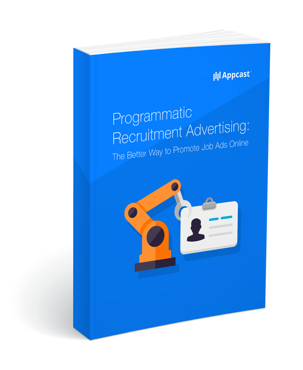 programmatic advertising for recruitment whitepaper