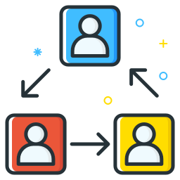 An online compilation of potential candidates sourced from a platform, for employer or recruitment agency utilization at a later date.
