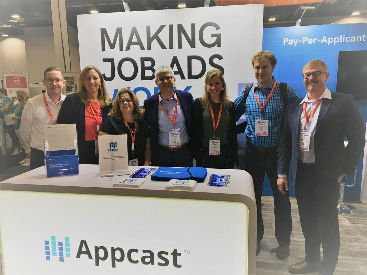 Catch the Appcast team at a recruitment tech event near you!