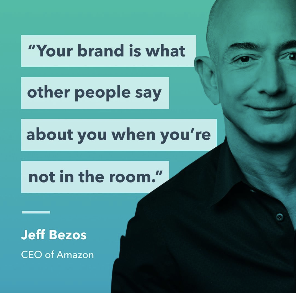What is employer branding? Defined by Jeff Bezos.