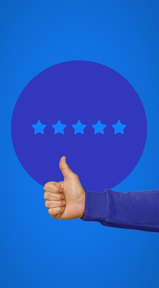 We've got great reviews!
