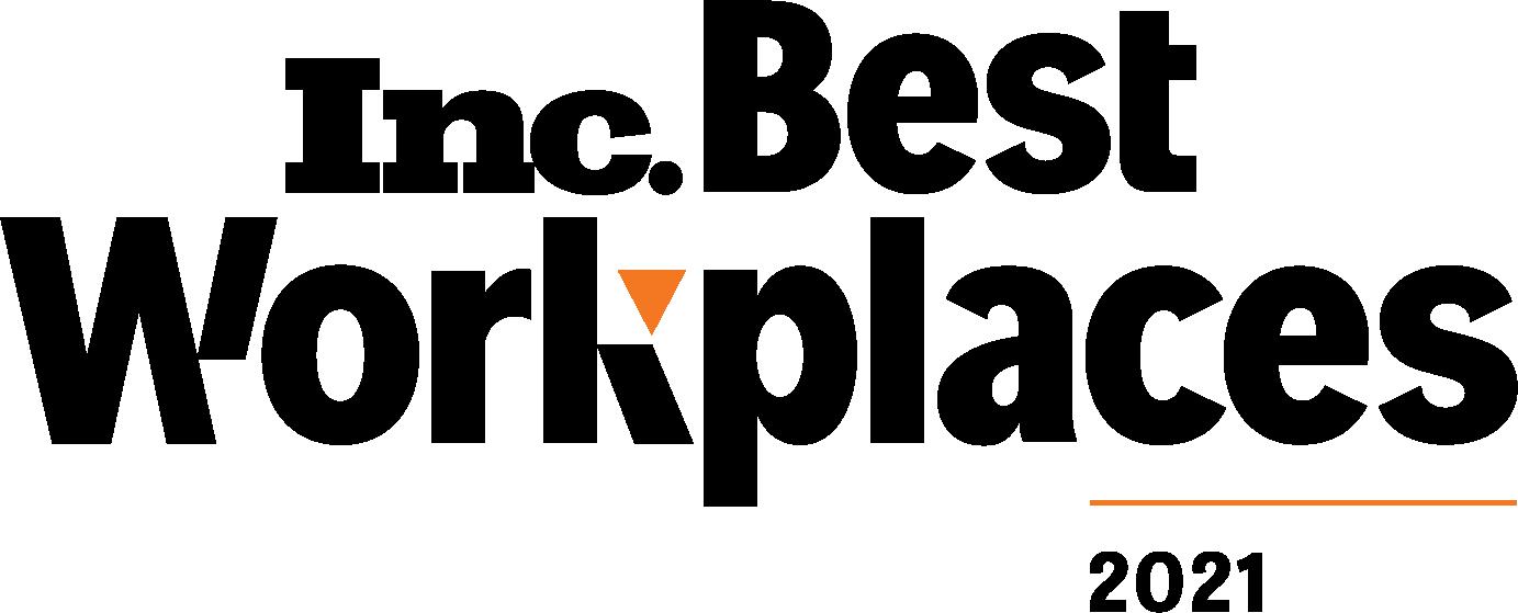 Inc. Magazine Best Workplaces Logo